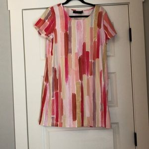 Minkpink Colorful Shift Dress